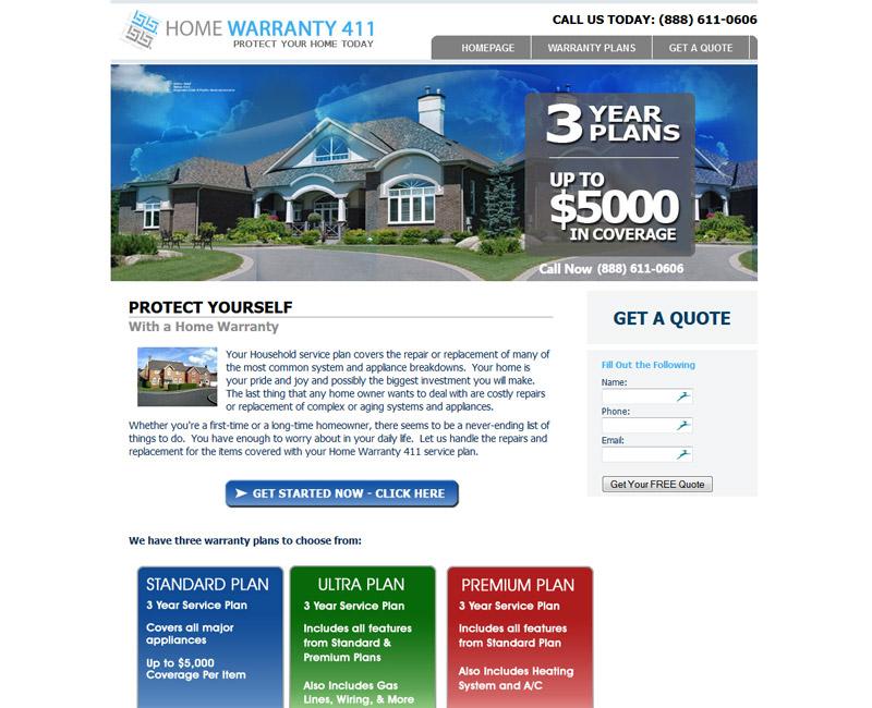 HomeWarranty411